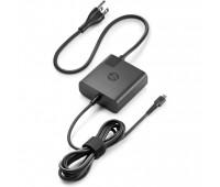 HP 65W USB-C Power Adapter (1HE08AA#ABB)