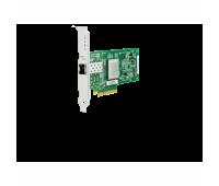 Однопортовый адаптер главной шины HP 81Q 8 Гбит/ с PCIe Fibre Channel (AK344A)