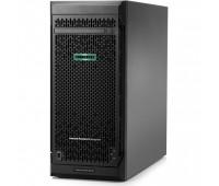 Сервер HPE ProLiant ML110 Gen10/ Xeon 4108 Silver/ 16GB/ S100i (ZM/ RAID 0/1/10/5)/ noHDD(4/up 8 LFF)/ noODD/ iLOstd/ 2NHP Fan/ 2x 1GbE/ 1x 550W (P03686-425)