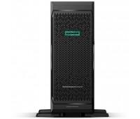 Сервер HPE ProLiant ML350 Gen10/ Xeon Silver 4210/ 16GB/ noODD/ noHDD (8/ 24up SFF)/ SmartArray P408i-a (2 Гб FBWC /RAID 0/1/10/5/50/6/60)/ iLOstd/ 6 NHP Fans/ 4x 1GbE/ 1x 800W (up2) (P11051-421)